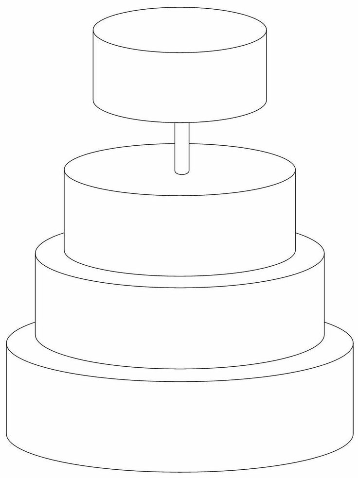 95 best images about Cake Templates on Pinterest