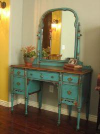 Antique Vanity Dressing Table   Antique Furniture