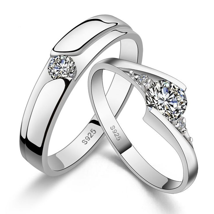 17 Best images about NengxMasap wedding rings couple on