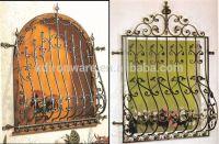 Decorative Wrought Iron Window Grills Design For Sliding ...