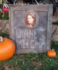 1000+ ideas about Halloween Tombstones on Pinterest