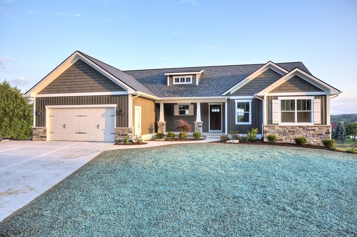 25+ Best Ideas About Ranch Homes Exterior On Pinterest
