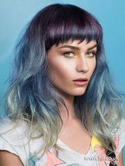 1000 ideas navy blue hair