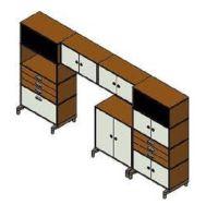 IKEA EFFEKTIV Parts for filing Cabinet Door low high File ...