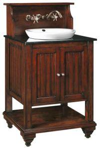 open bathroom vanity | Virginian Sink Cabinet - Bath ...