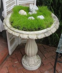 1000+ images about bird bath decorating on Pinterest ...