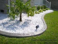 White Landscaping Rock | Garden | Pinterest | Decorative ...
