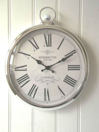 25+ best ideas about Large wall clocks on Pinterest | Big ...