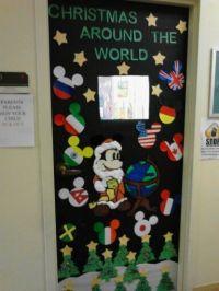 78 best Christmas classroom door decoration images on ...