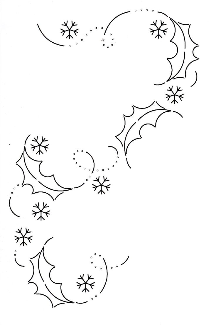 Best 25+ Christmas embroidery patterns ideas on Pinterest