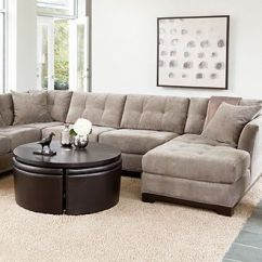 Elliot Fabric Sectional Living Room Furniture Collection Cleaning 25+ Best Ideas About Large Sofa On Pinterest ...
