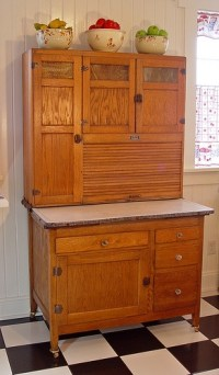 1000+ images about SELLERS/HOOSIERS CABINETS on Pinterest ...