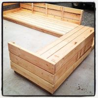 Free Wood Pallet Furniture Plans