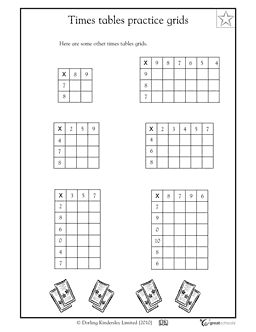 17 Best ideas about Times Tables Practice on Pinterest