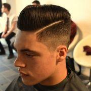 hard part men's haircuts