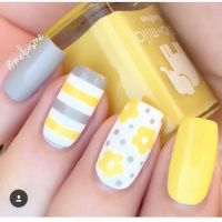 438 best images about Spring and Summer Nails on Pinterest ...