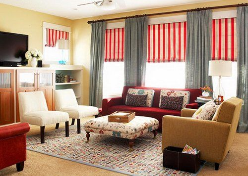 23 Best Images About Curtain Ideas On Pinterest Curtain Rods