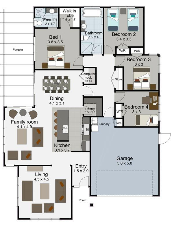 21 Best Images About House Plans On Pinterest House Builders
