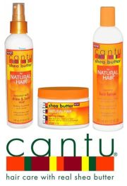 naturally beautiful hair cantu
