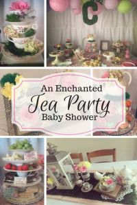 25+ best ideas about Tea party baby shower on Pinterest ...