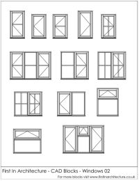 Free Architectural Cad Blocks - WoodWorking Projects & Plans