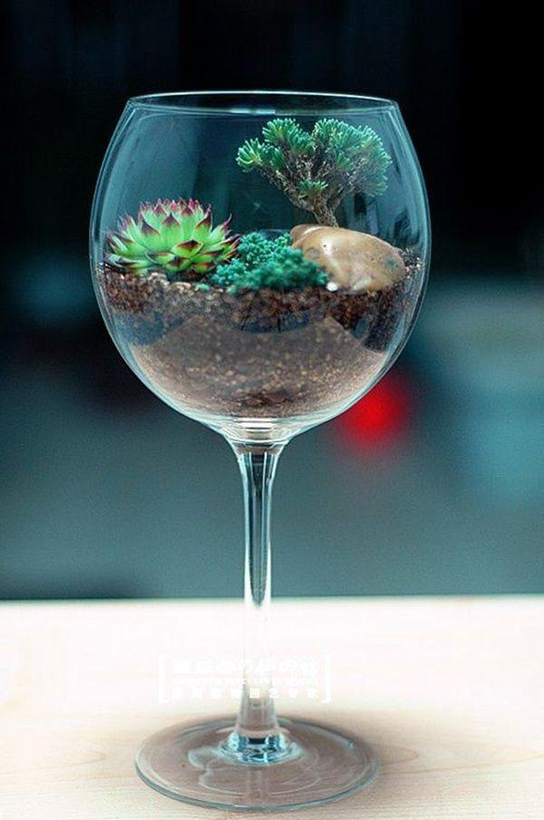 25 Best Ideas About Indoor Mini Garden On Pinterest Terrarium
