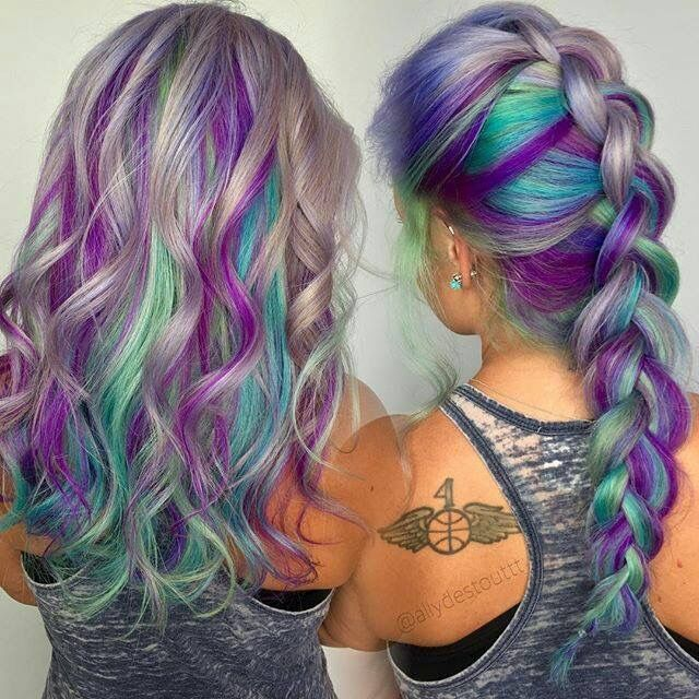 25 Best Ideas About Peekaboo Hair Colors On Pinterest Peekaboo