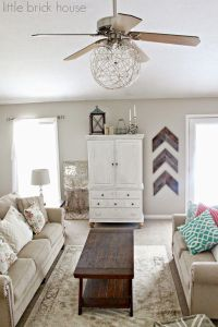 10+ best ideas about Ceiling Fan Makeover on Pinterest