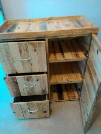 17 Best ideas about Wooden Pallet Furniture on Pinterest