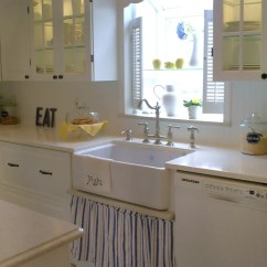 Kitchen Corner Shelves Table With Bench And Chairs 17 Best Images About Sink Curtain On Pinterest | ...