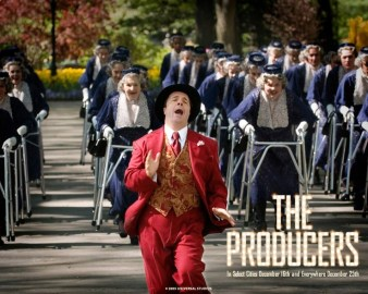Image result for the producers movie 2005 choreography