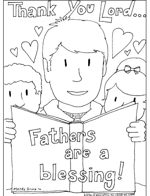 17 Best images about Children's Church Father's Day on