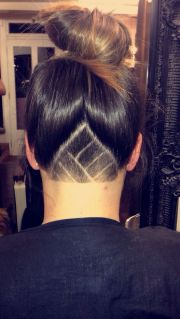1000 ideas nape undercut