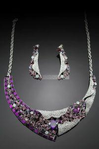 17+ best ideas about Purple Wedding Jewelry on Pinterest ...