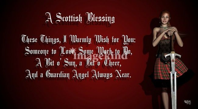 pinterest Scotish sayings  Scottish Blessing  Quotes