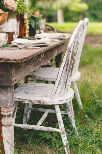 Best 25+ Farmhouse outdoor dining chairs ideas on ...
