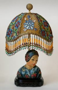 87 best images about Chalkware & Bosson Heads. on Pinterest