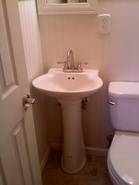 17 Best ideas about Half Bathroom Remodel on Pinterest ...