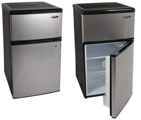 High To Low 10 Small Cool ApartmentSized Refrigerators  Small Apartments Refrigerators and