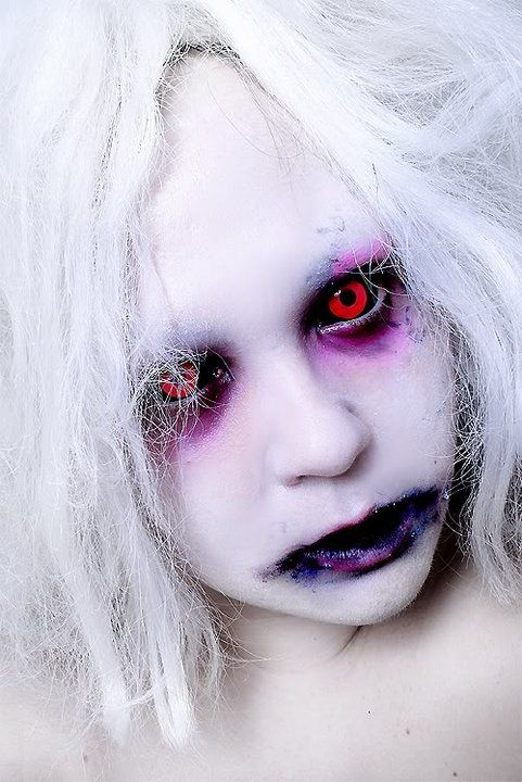 12 Best Images About Vampire Makeup Amp Fx Contacts On