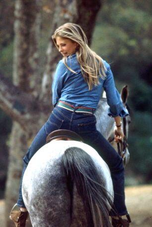 Archive Fashion Los Angeles Style Arabian Horses