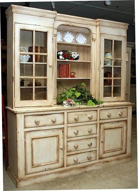 1000+ Images About Hutch, China, Curio On Pinterest