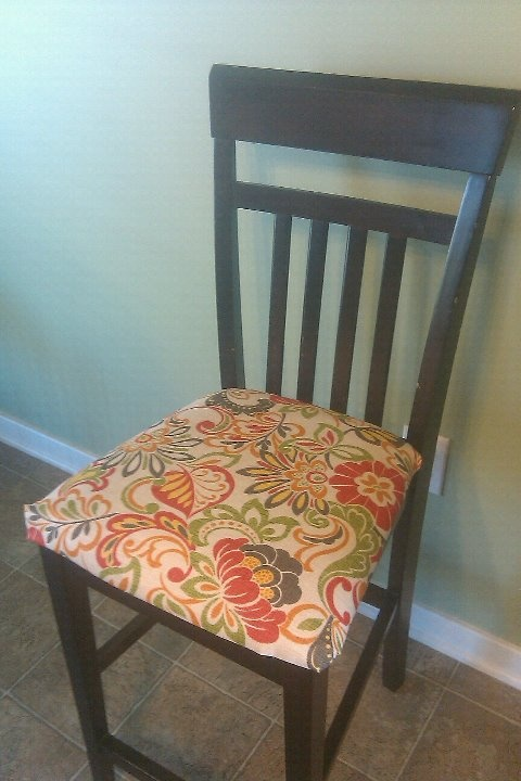 1000 images about Fabric for kitchen chairs on Pinterest