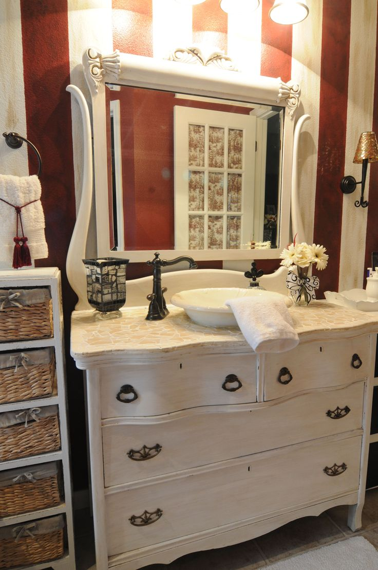 Best 25 Dresser sink ideas on Pinterest