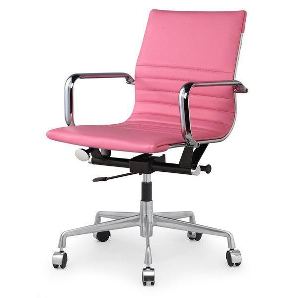 25 best ideas about Pink desk chair on Pinterest