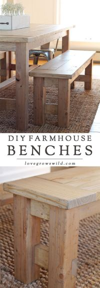 25+ best ideas about Build a bench on Pinterest | Benches ...