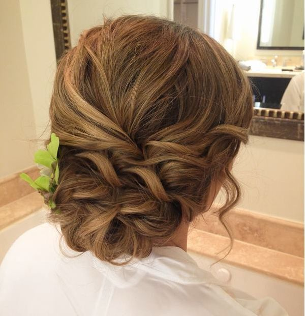 creative updo wedding hairstyles for long hair