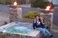 1000+ images about Stone fire pits on Pinterest