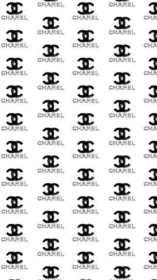 Fall Mobile Pattern Wallpapers Distressed Chanel Logo Iphone 6 6 Plus Wallpaper A A
