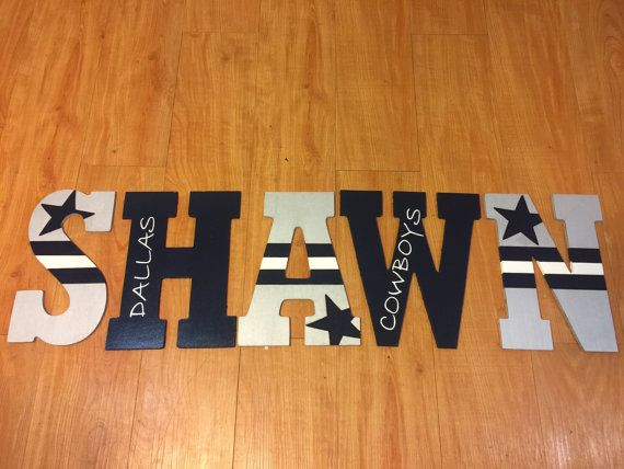 25 best ideas about Wooden Name Letters on Pinterest
